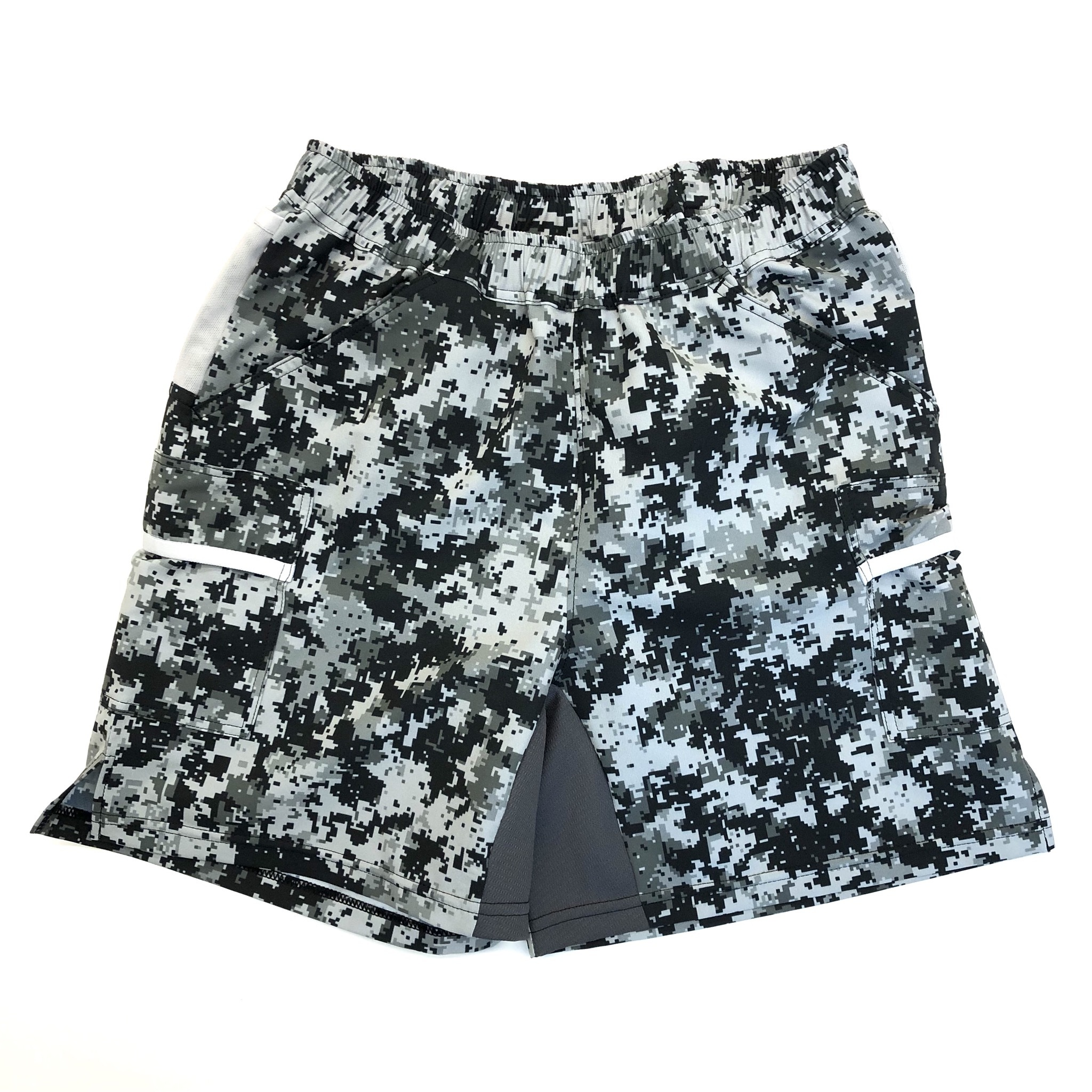 Mountain Martial Arts /MMA 7pkt Run Pants V4  《Mono Digital Camo》