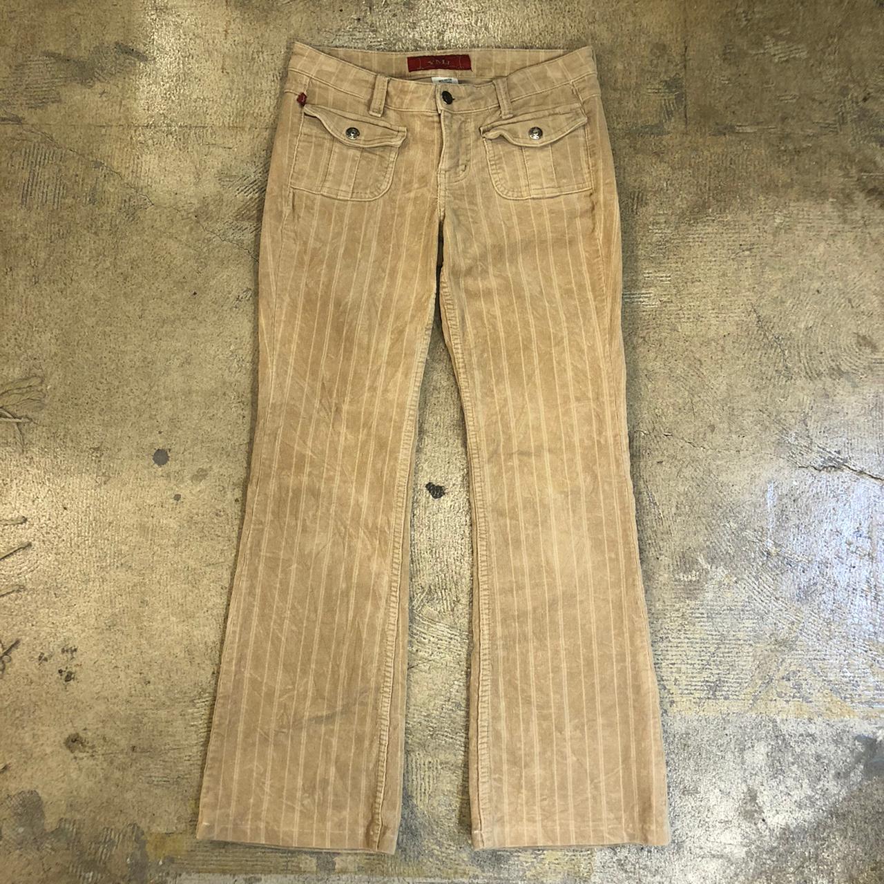 YMI Corduroy Flare Pants ¥6,900+tax