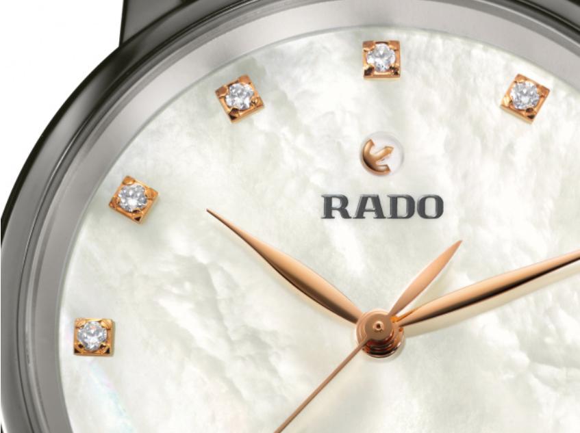 【RADO ラドー】DiaMaster Automatic Diamonds/ダイヤマスター オートマティック ダイヤモンズ/正規輸入品