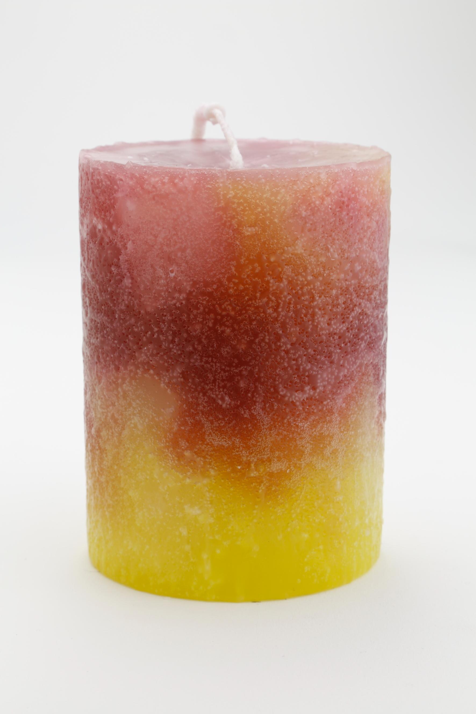 No.79 Candle Cylinder 76 1800  キャンドル