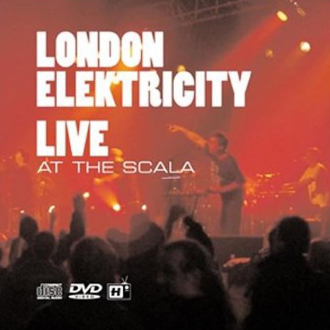ロンドン・エレクトリシティ - ライヴ・アット・ザ・スカラ - 画像1