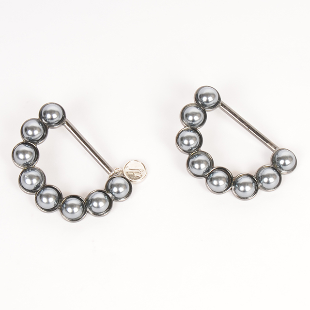 df18WT-J03 PEARL CURVE PIERCE
