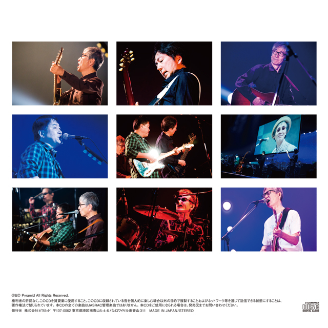 "Tulip 45th "" it remembers "" LIVE CD   on a seat - 画像2"
