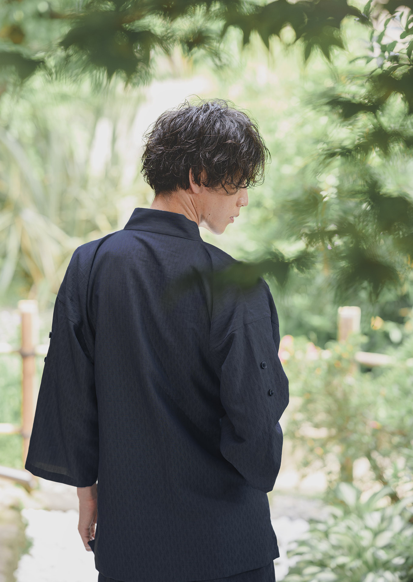 青墨 - AOSUMI / 作務衣