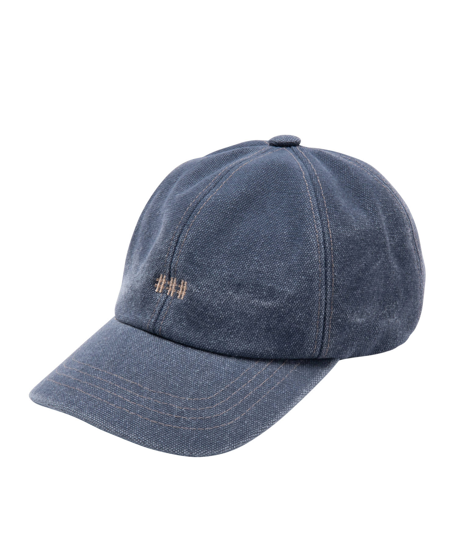 WASHED COLOR COTTON CAP[REH055]