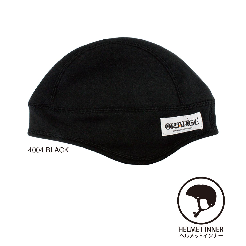 #090243_Ear Flap Helmet Liner_4004_BLACK