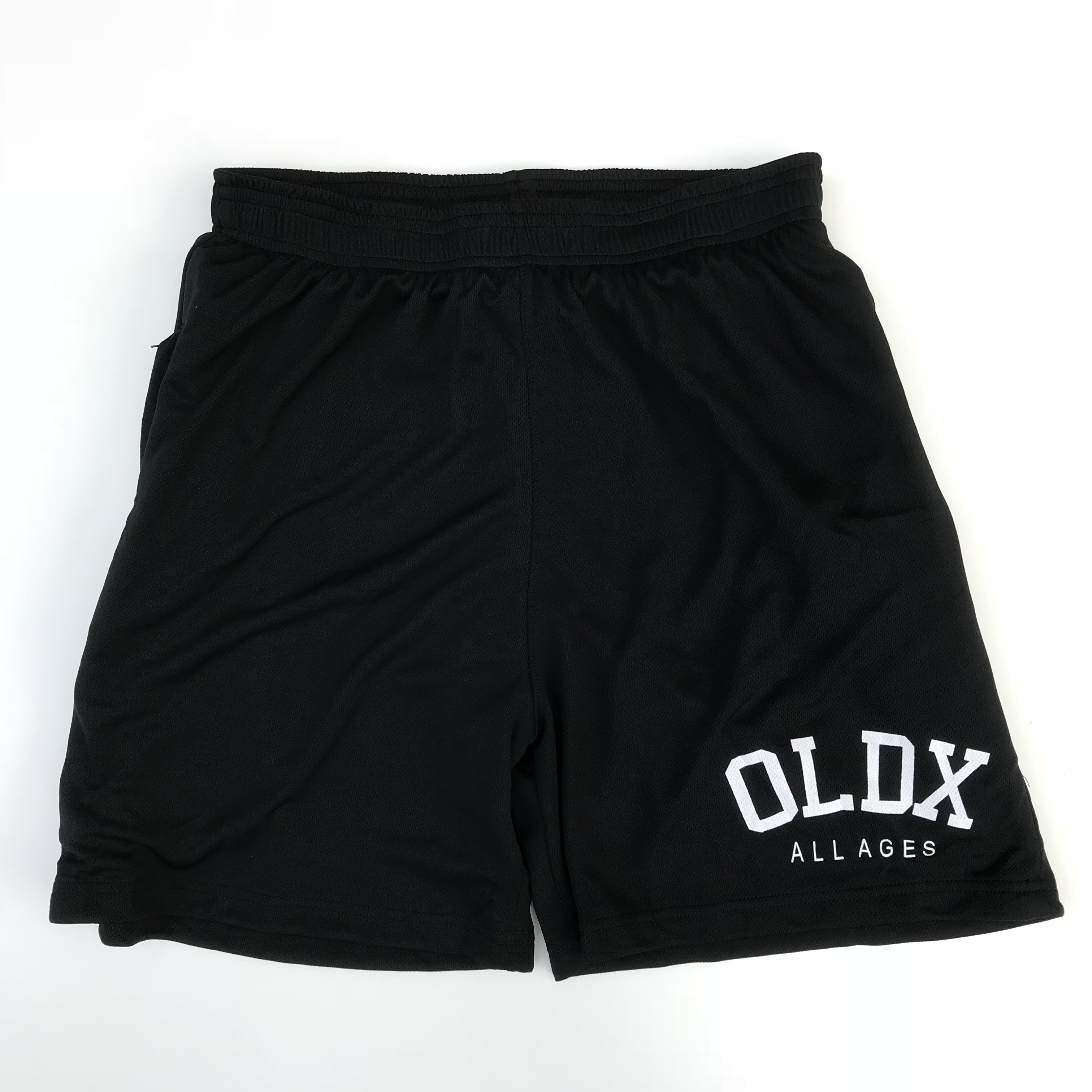 All ages mesh shorts