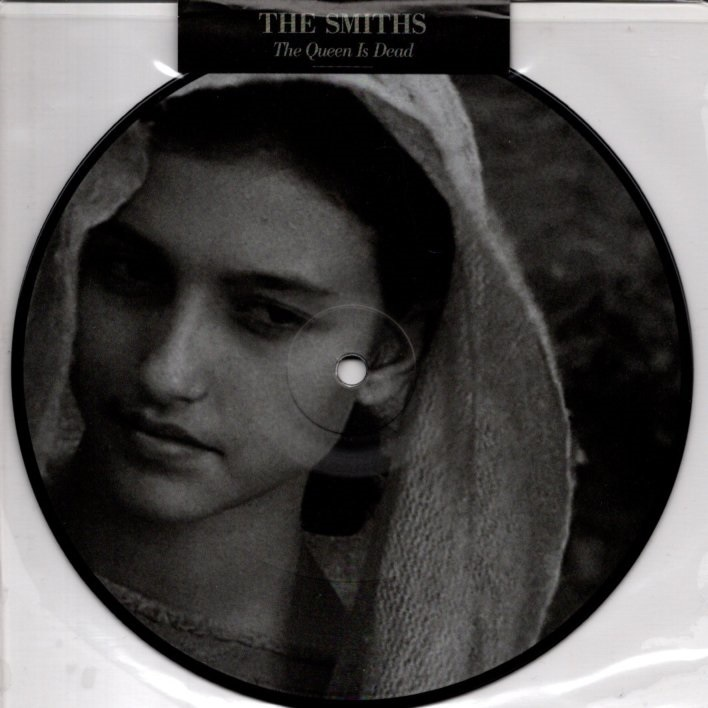 【7inch・欧州盤】The Smiths / The Queen Is Dead