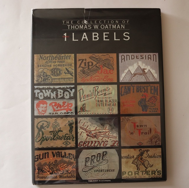 LABELS  THE COLLECTION OF THOMAS W. OATMAN LABELS SERIES 1