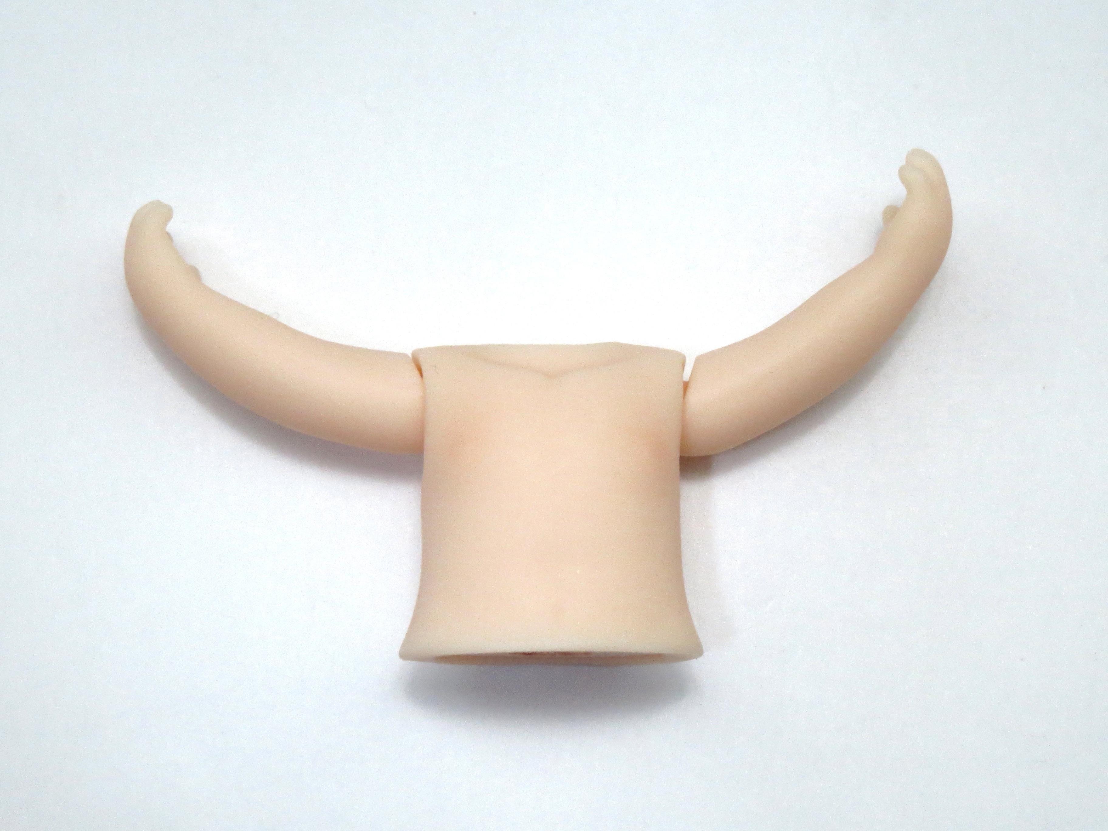 【SALE】【418】 蒼葉&蓮 体パーツ 半裸 ねんどろいど