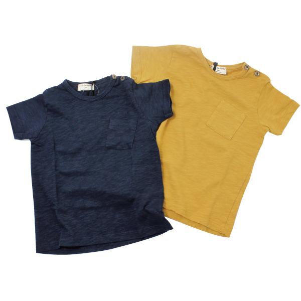 1+in the family JUDD無地ポケットt-shirt