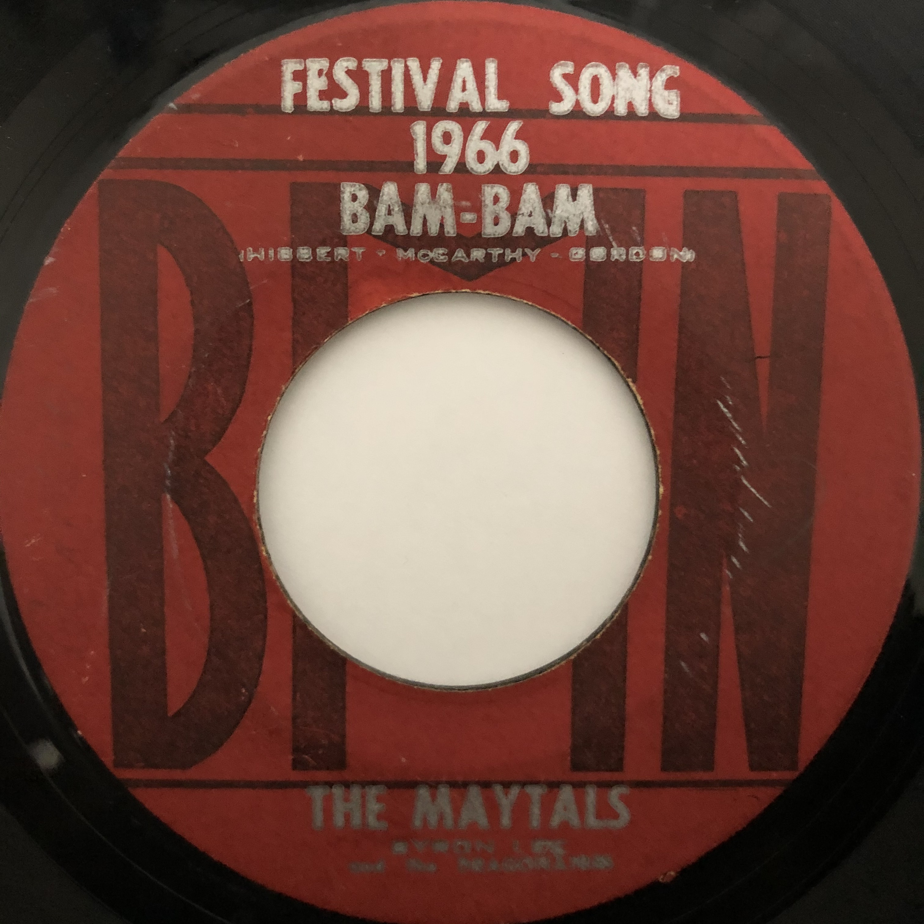The Maytals, Byron Lee, The Dragonaires - Bam-Bam【7-20455】