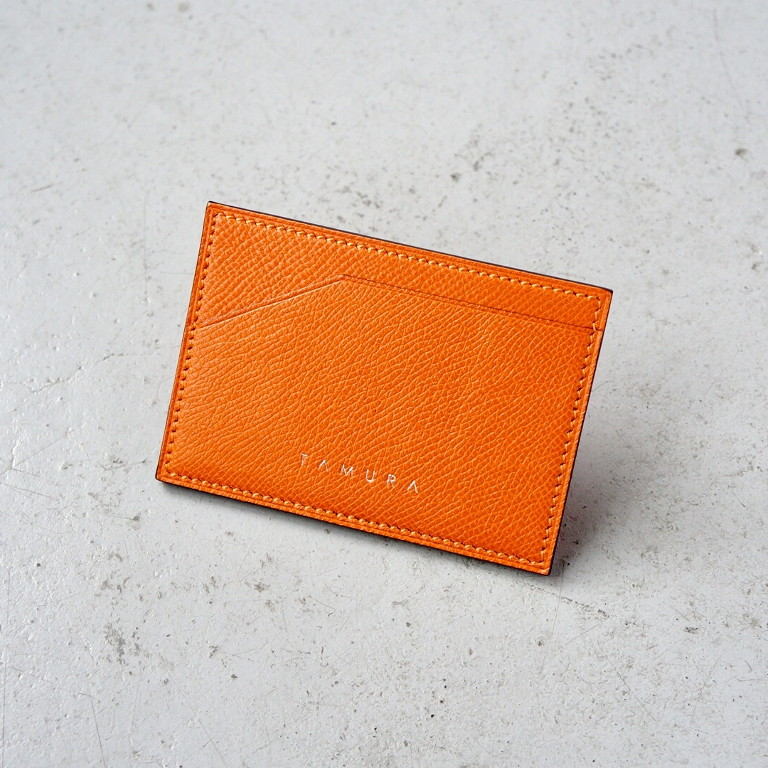 カードケース <Deneb> オレンジ