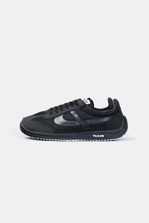 PANAM Classic Jogger Shoes (Black)