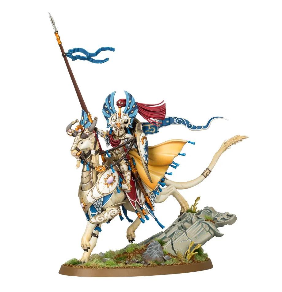 Lyrior Uthralle, Warden of Ymetrica