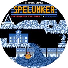 SPELUNKER x HOKKAIDO 缶バッジ (CONTROLLER 限定商品)