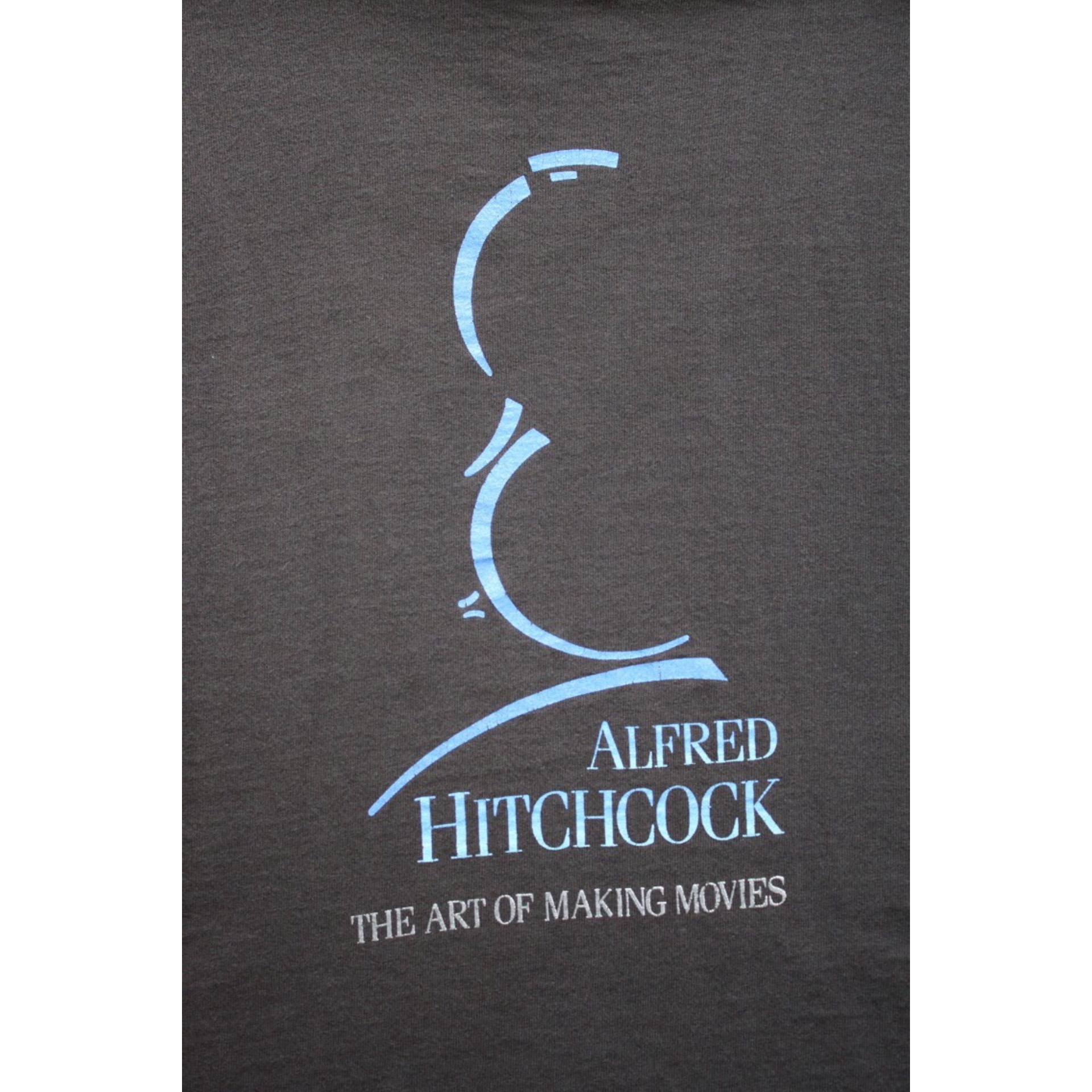 Vintage Alfred Hitchcock t shirt