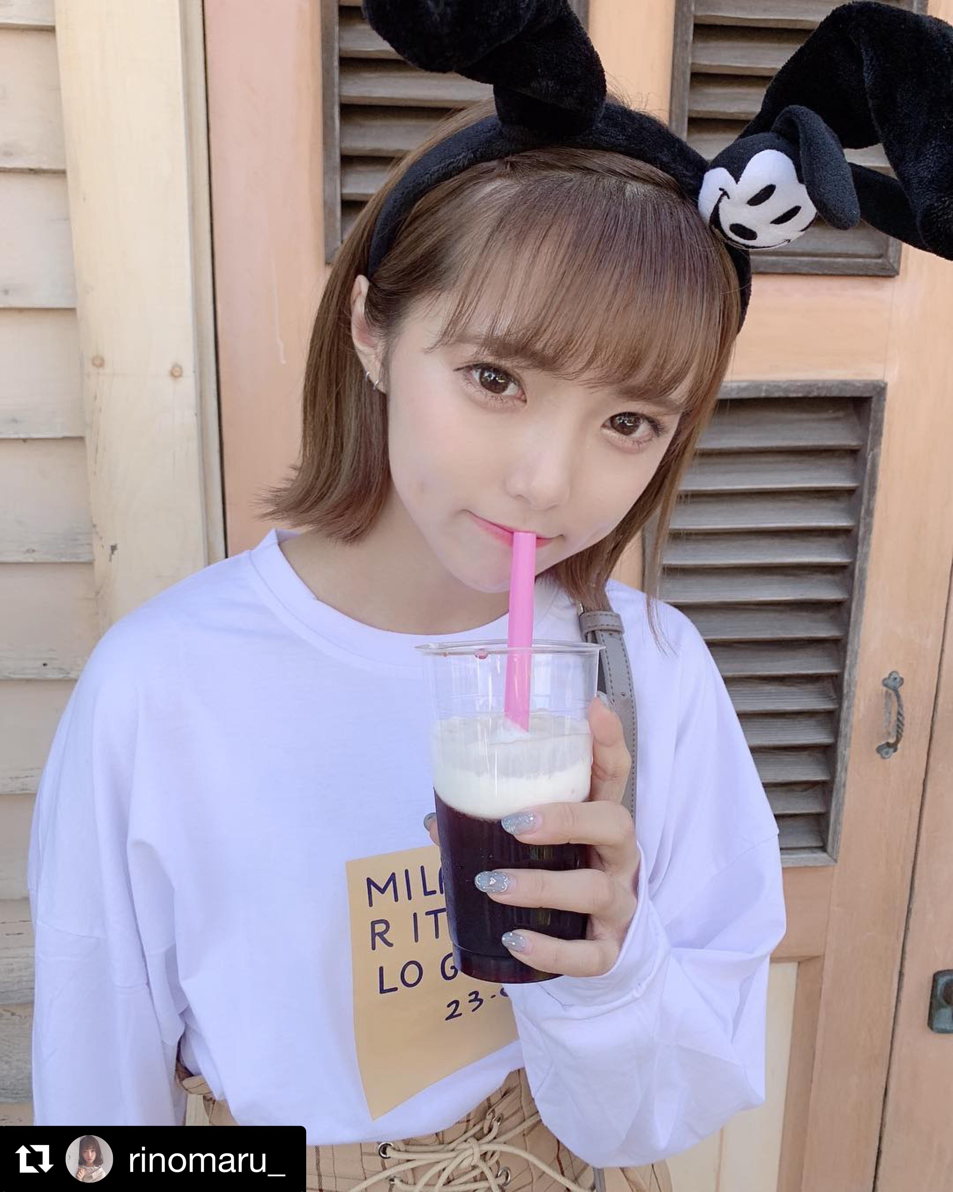 【送料無料】 シンプルカジュアル♡ ロゴ ロンT プルオーバー オーバーサイズ Tシャツ