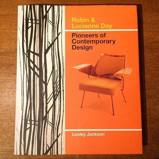 デザインの本「Robin & Lucienne Day: Pioneers of Contemporary Design」 - 画像1