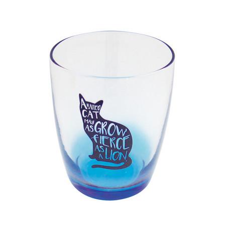 猫グラス(ソーダガラスCAT)