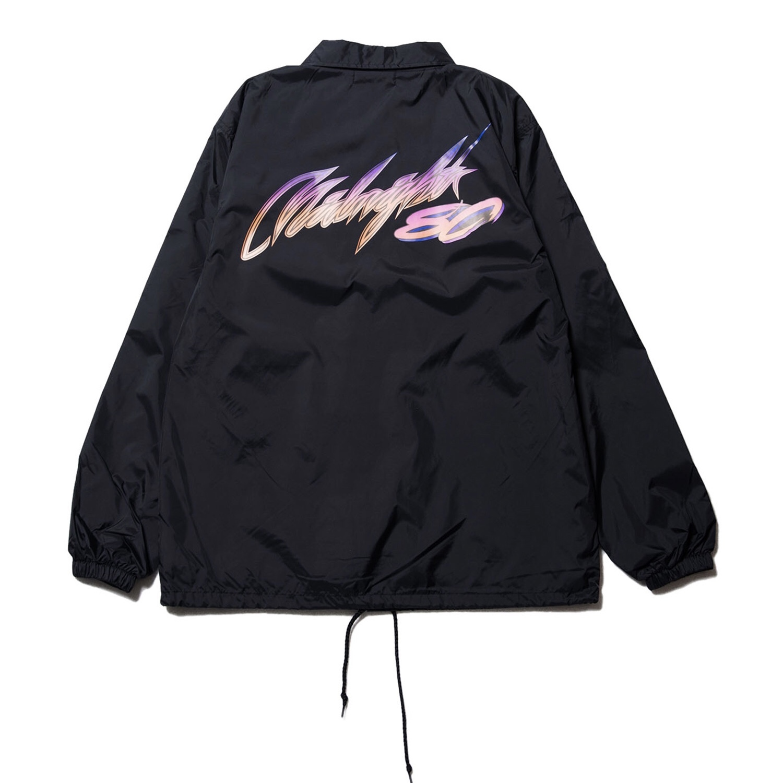 Midnight80 cosch jacket / BLACK  - 画像2