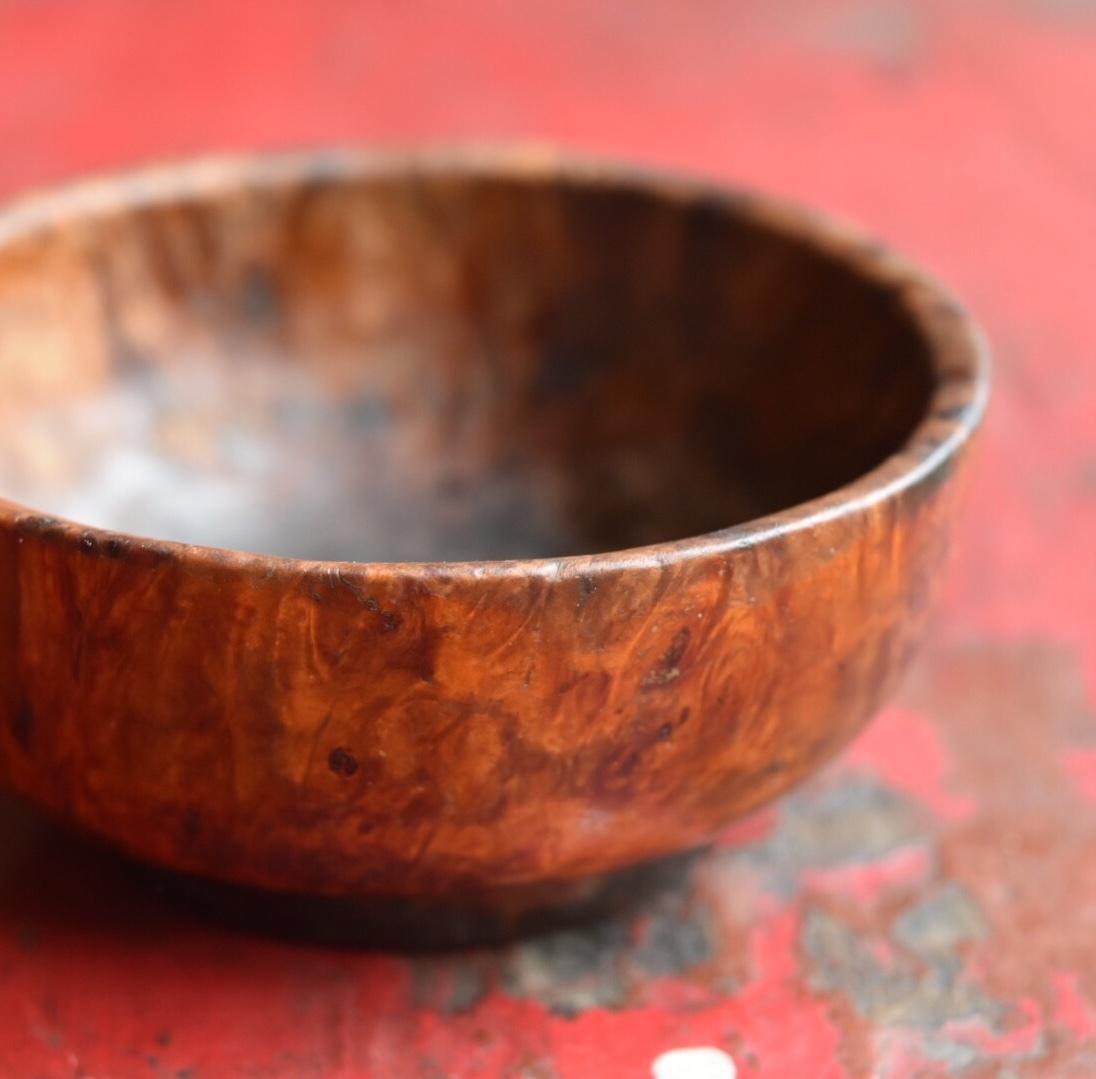 チベット バター茶碗 ザップ・ポバ