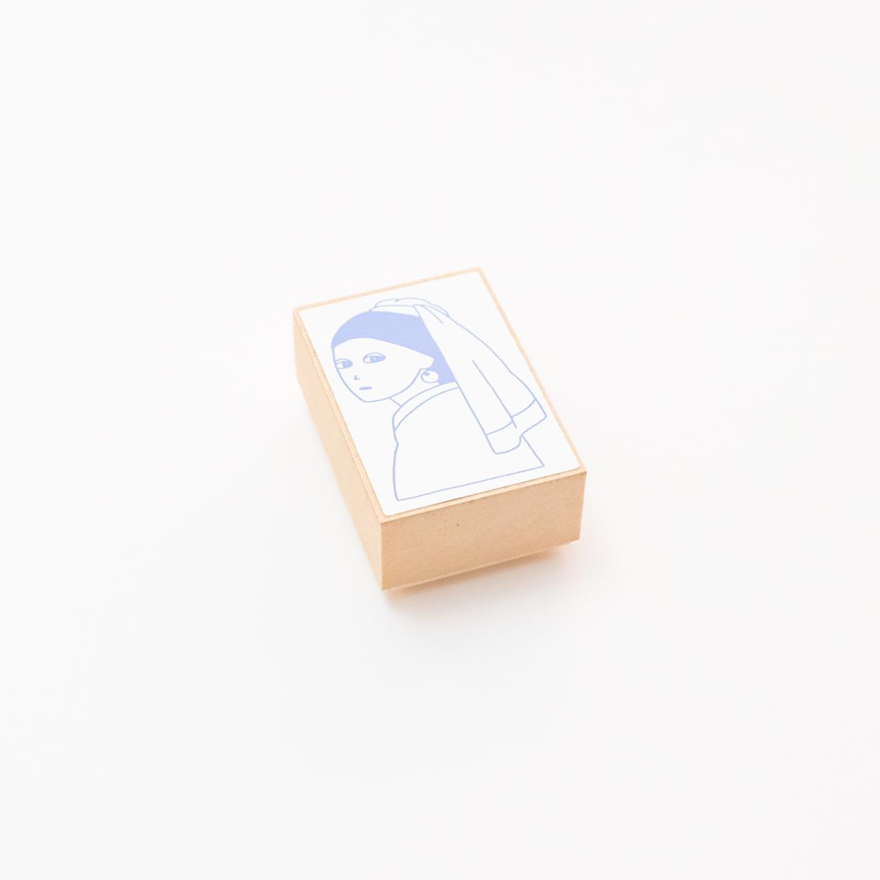 びじゅチューンスタンプL 真珠