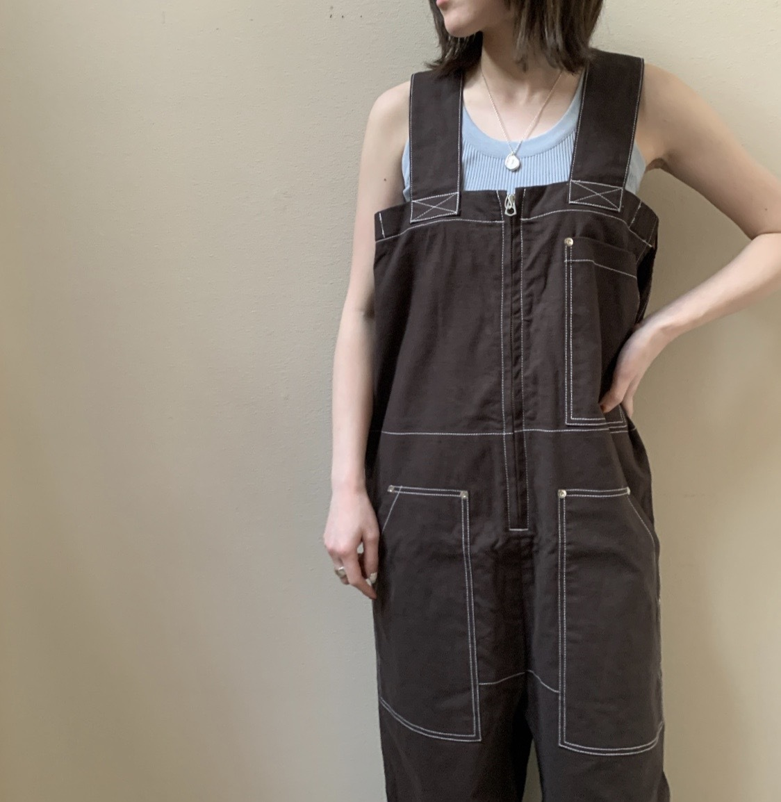 jonnlynx - cotton linen fishermanpants