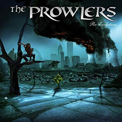 """THE PROWLERS """"Re-Evolution"""" (輸入盤)"""