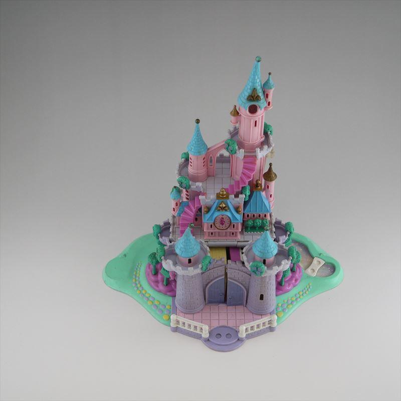 ディズニー ライトアップシンデレラ城 完品