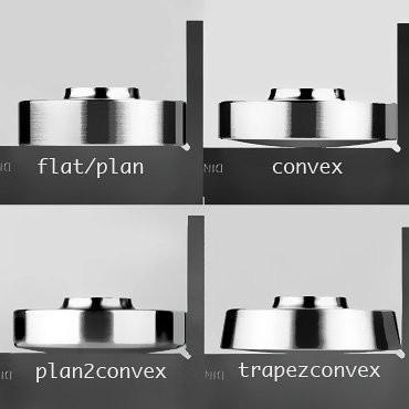 【info】TORR タンパーピストン について
