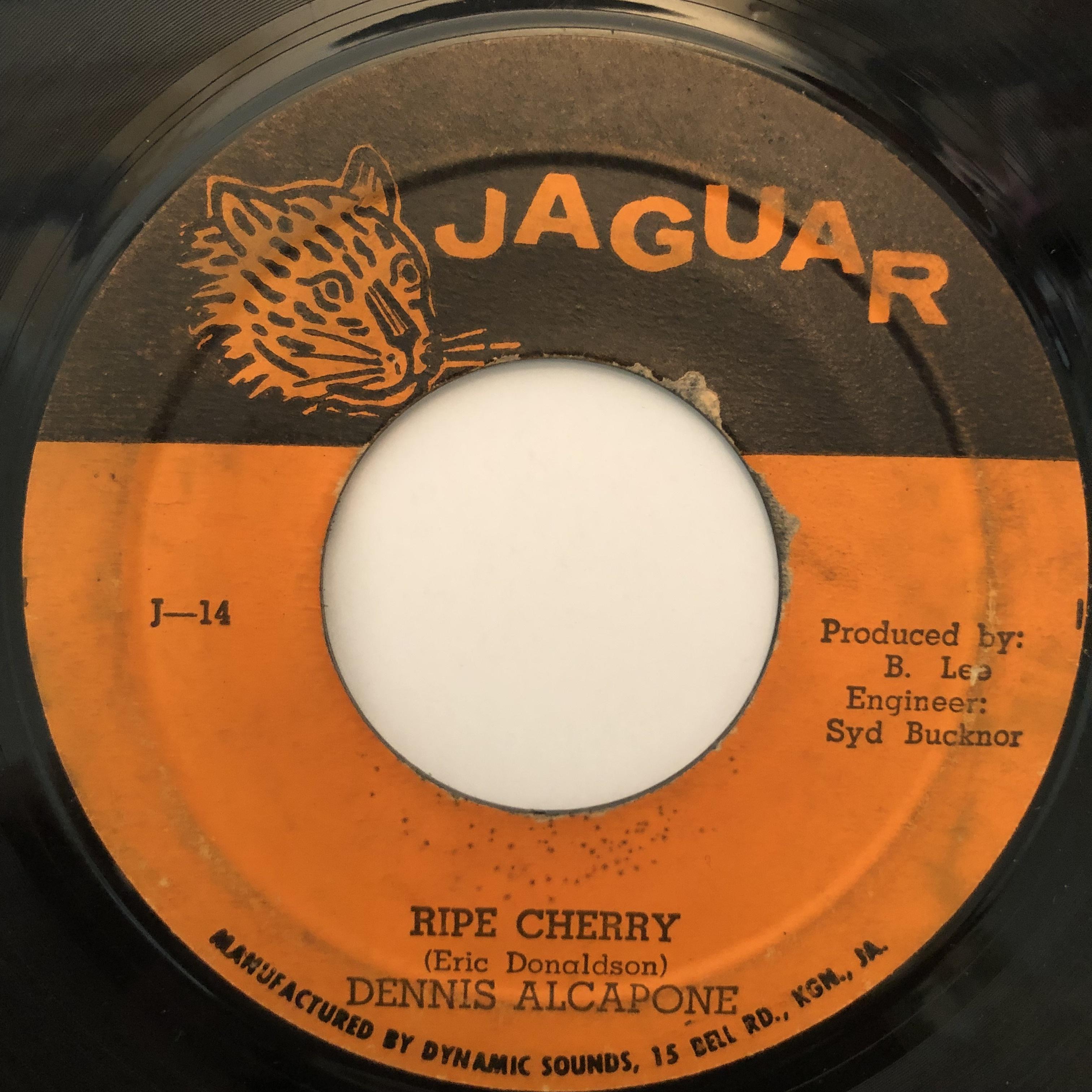 Dennis Alcapone(デニスアルカポーン) - Ripe Cherry 【7-20259】