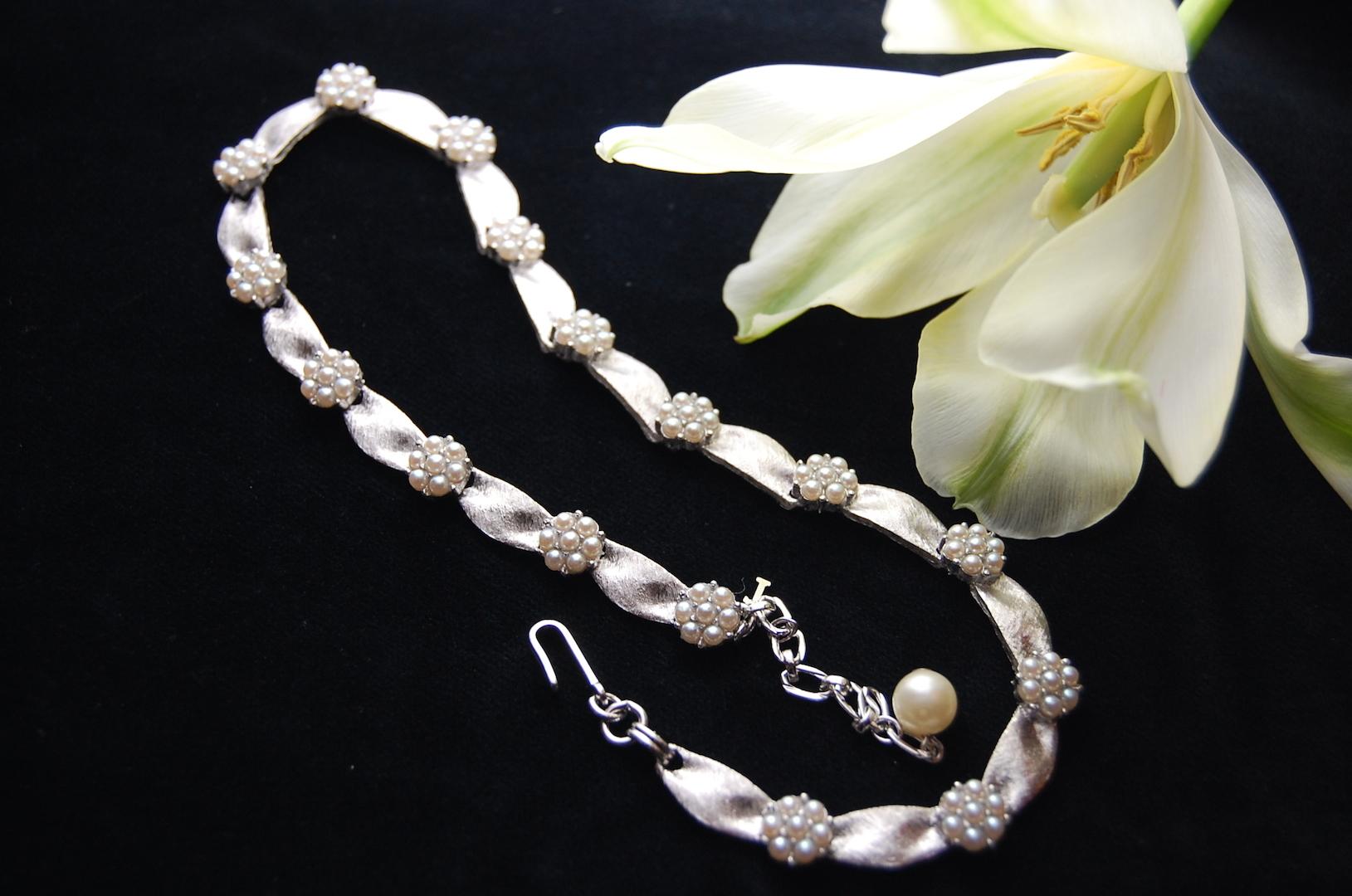 TRIFARI トリファリ Vintage Necklace SV002