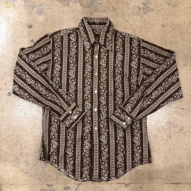 Western L/S Shirts ¥4,900+tax