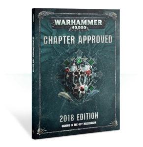 WARHAMMER 40000: CHAPTER APPROVED 2018 日本語版