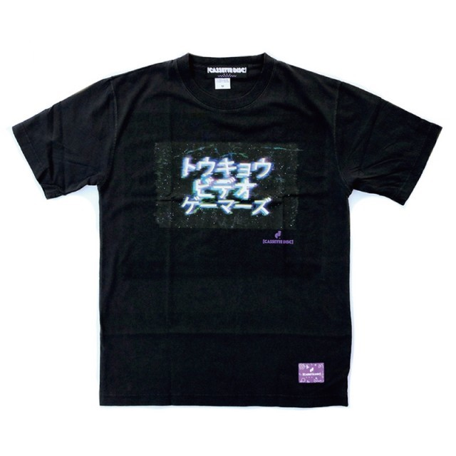 トウキョウビデオゲーマーズ Tシャツ / ANIPPON.