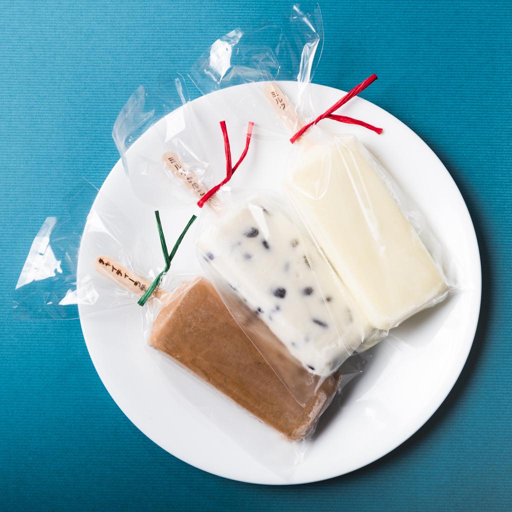 アイスキャンディー 3種9本