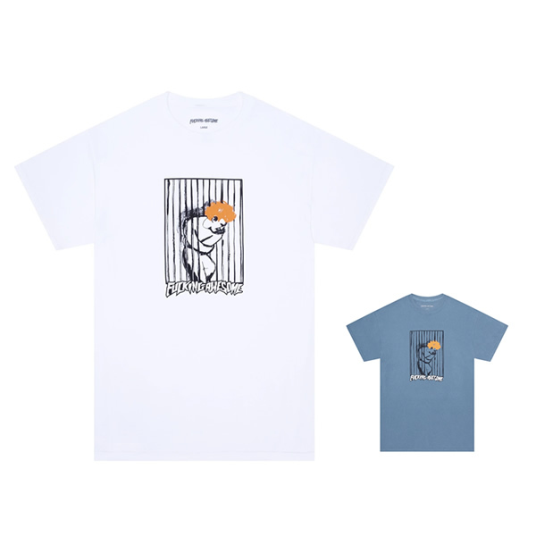 Fucking Awesome|Psych Ward Tee