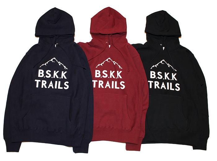 BSKK TRAILS HOODY