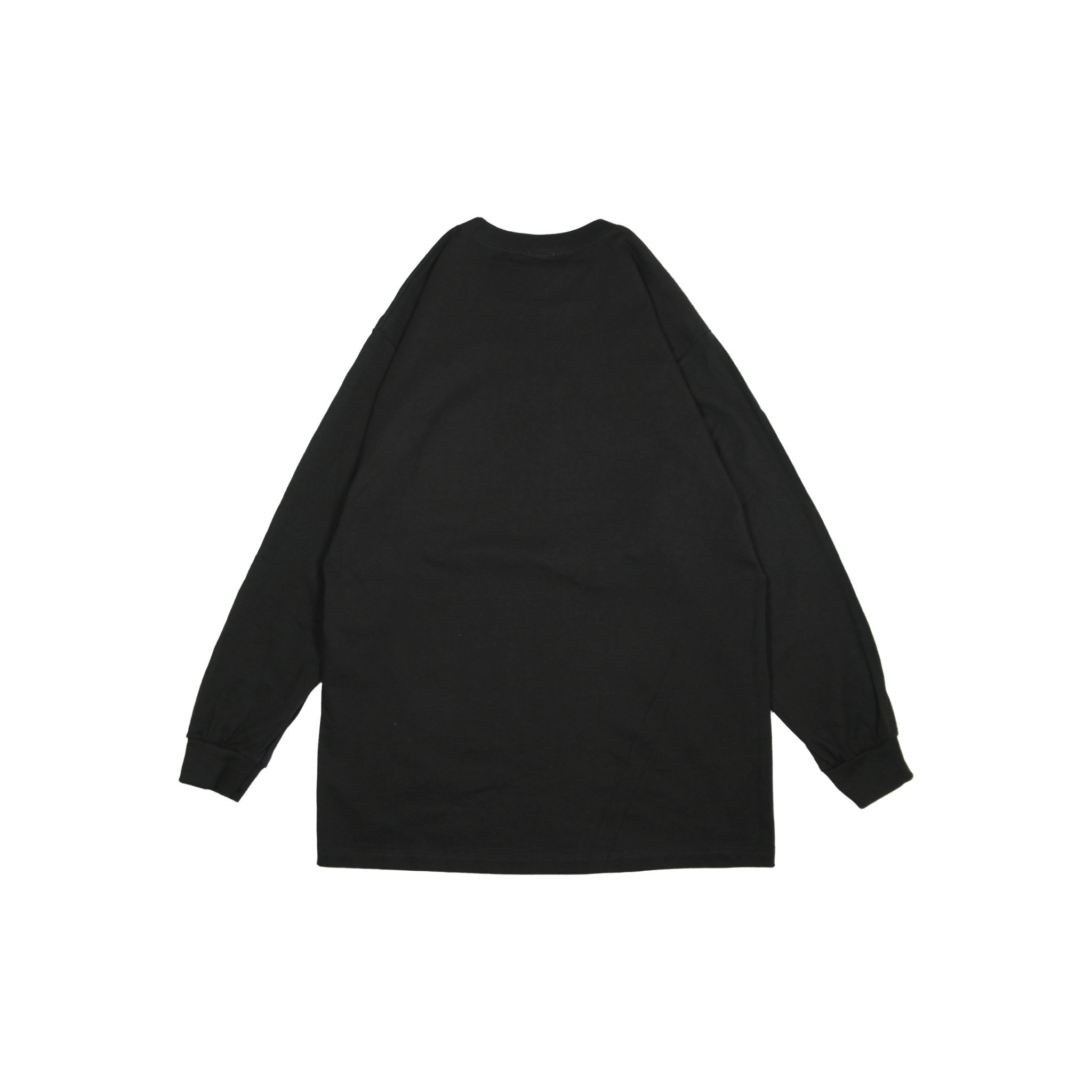 LIVING MADE by IRA L/S TEE [BLACK]