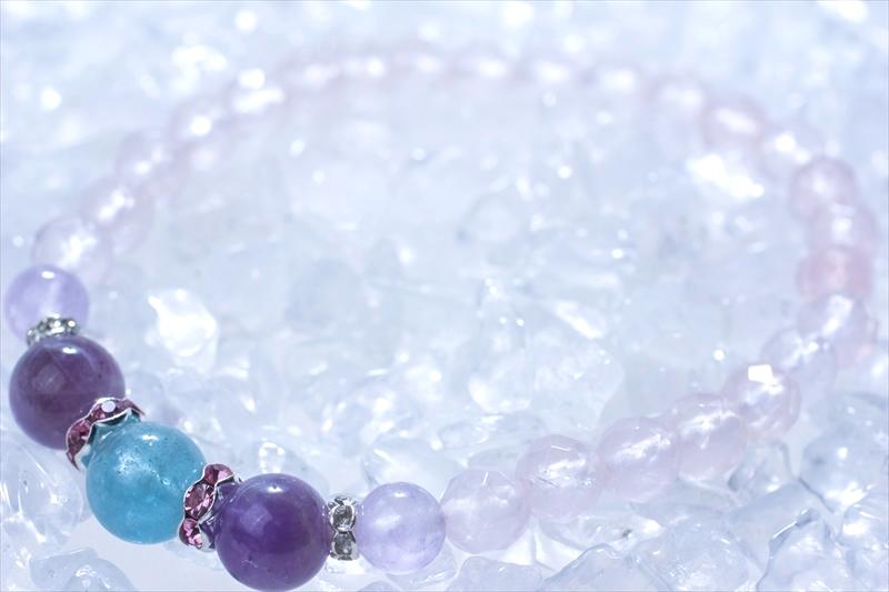 Healing Stone ヒーリングストーン【パワーストーンブレスレット 】 - 画像1
