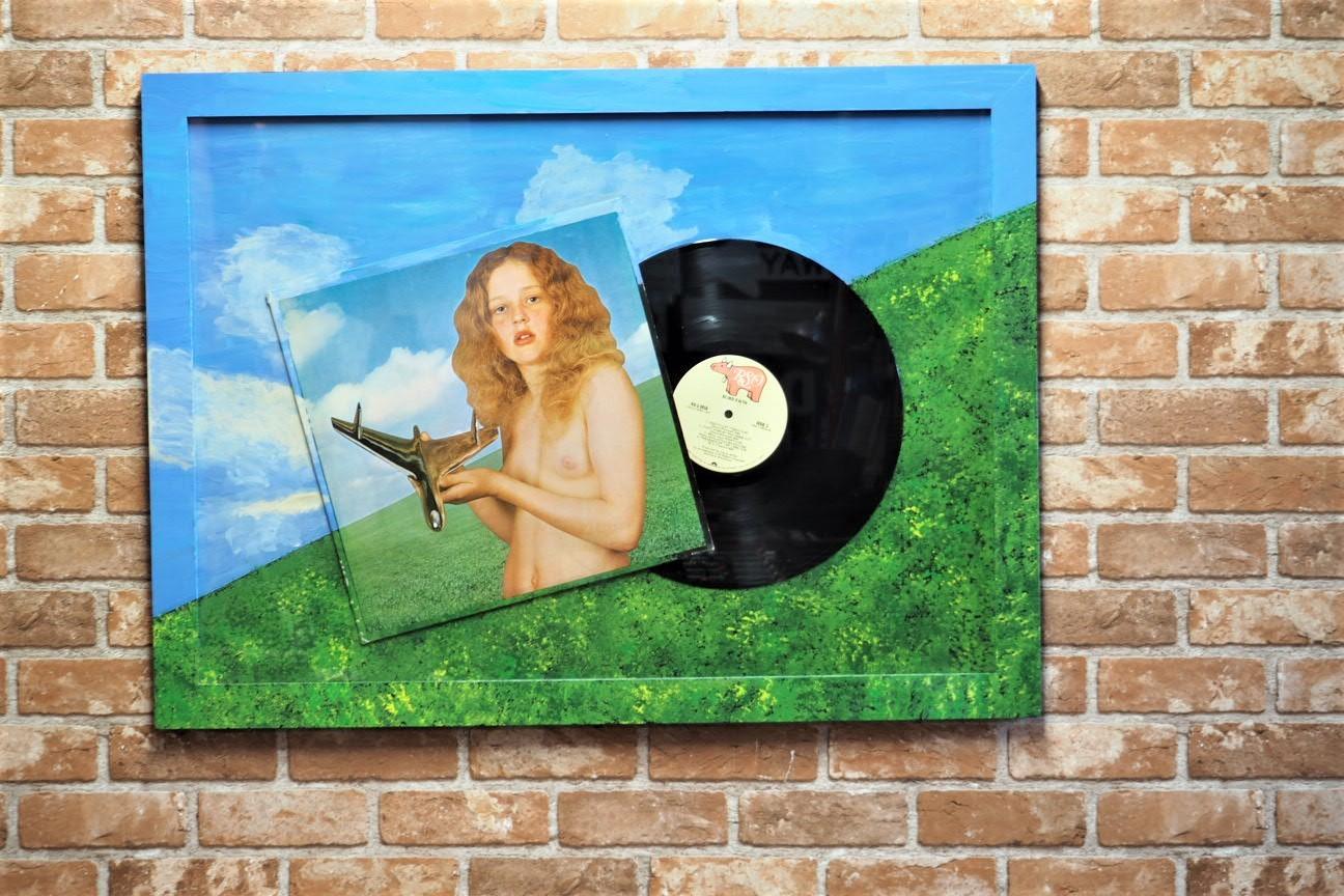 品番0450 レコードアート エリッククラプトン 011