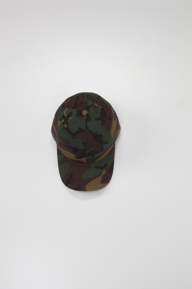 K'rooklyn Logo Cap - Camouflage