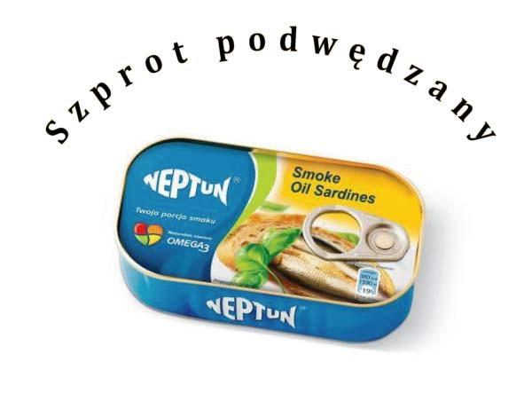 ポーランドの港町「グディニア」で作られている薫製オイルサーディン Szprot podwedzany w oleju