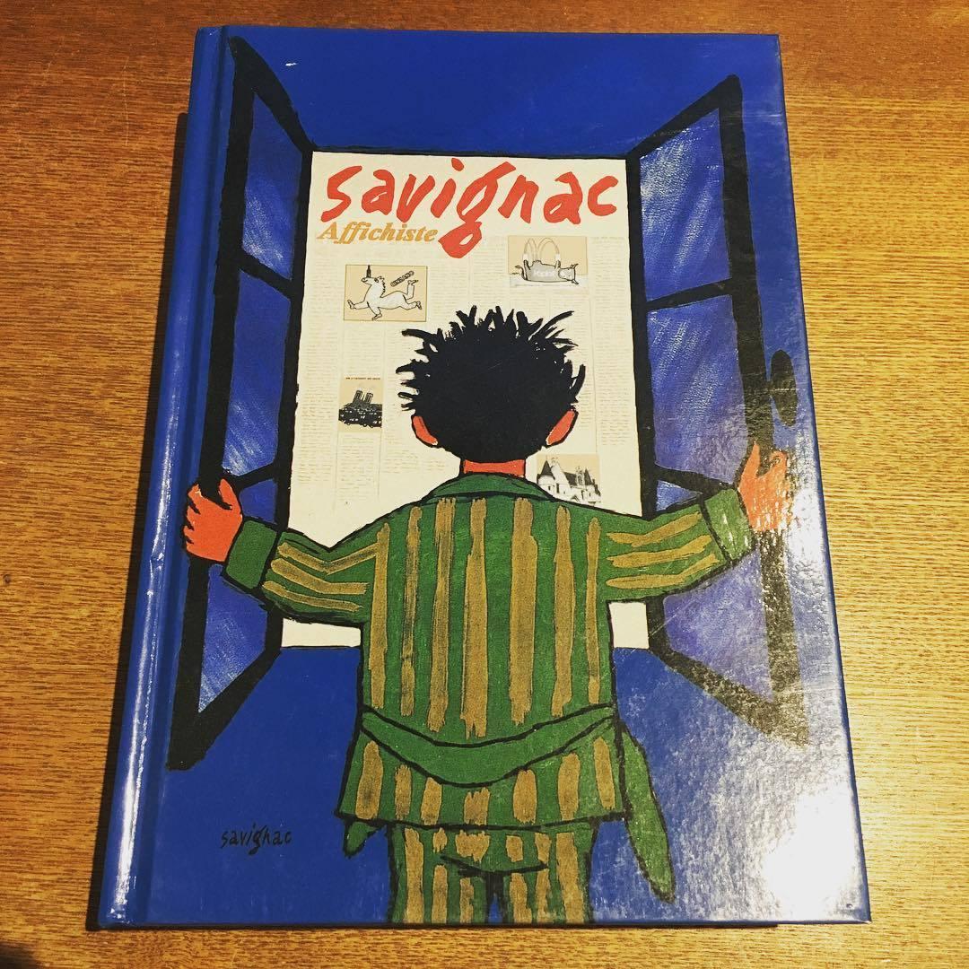 図録「Raymond Savignac Affichiste」サヴィニャック回顧展 作品集 - 画像1
