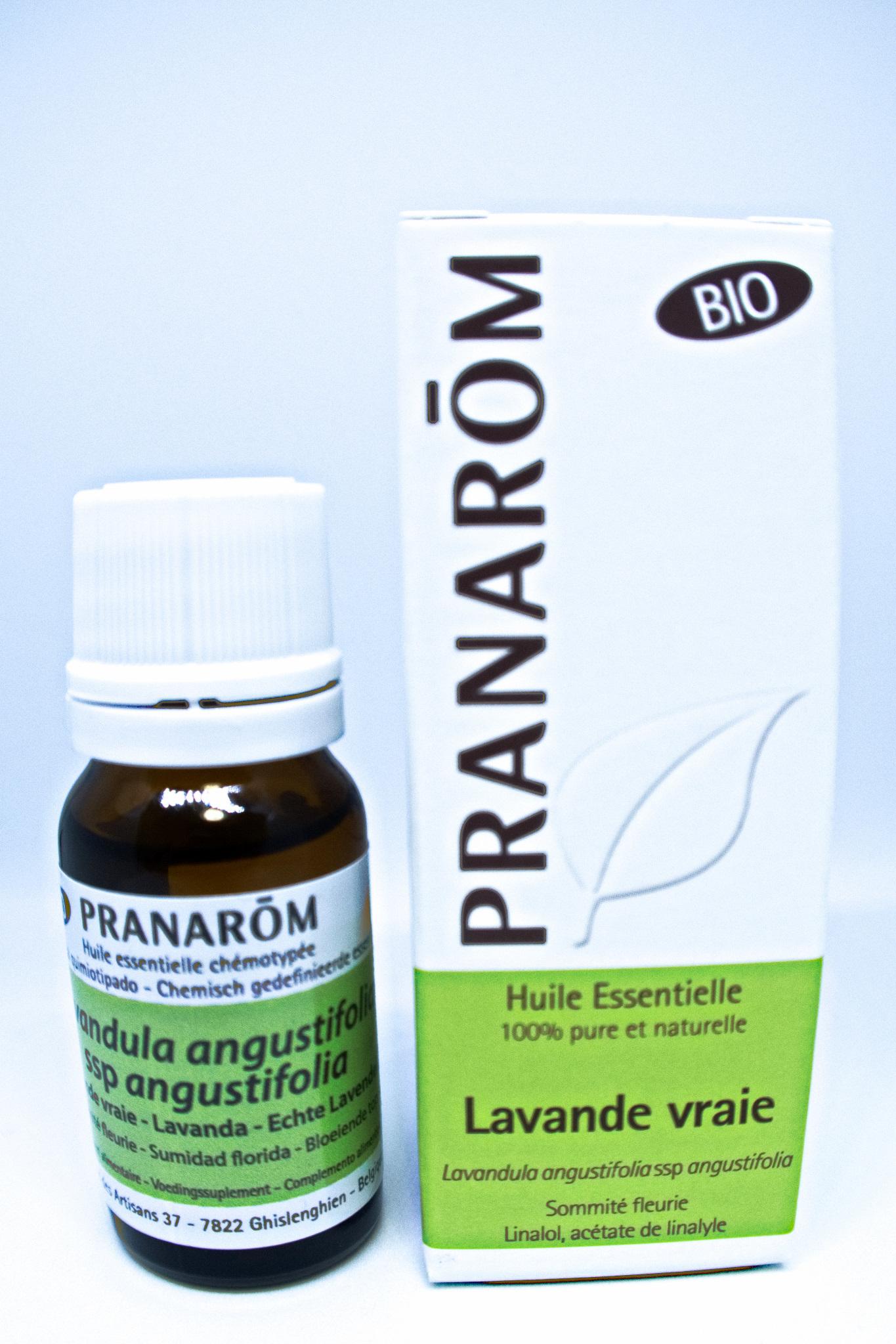 プラナロム ラベンダーアングスティフォリア 10ml (PRANAROM Lavande vraie)