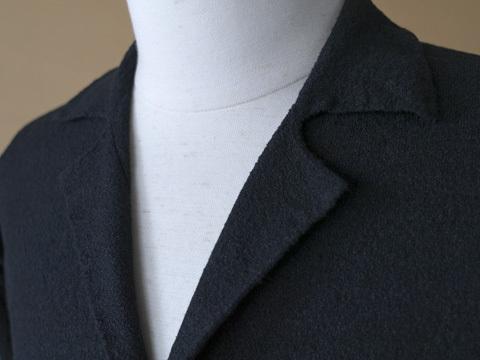 evam eva エヴァムエヴァ double covering jacket