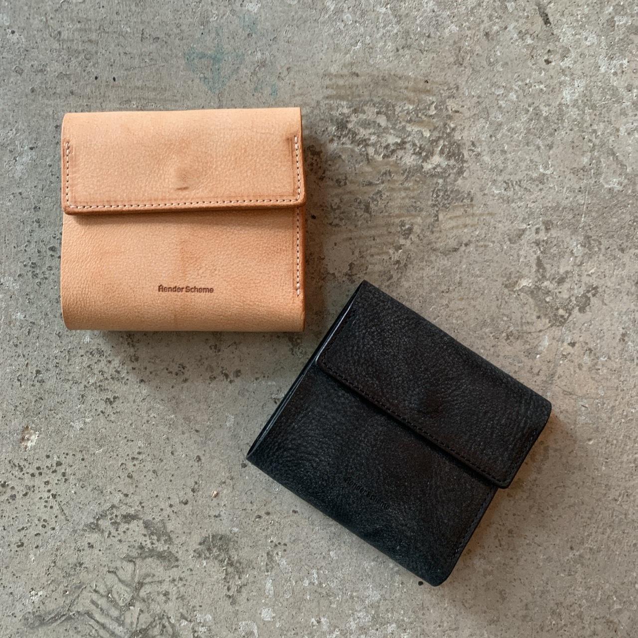 Hender Scheme - clasp wallet