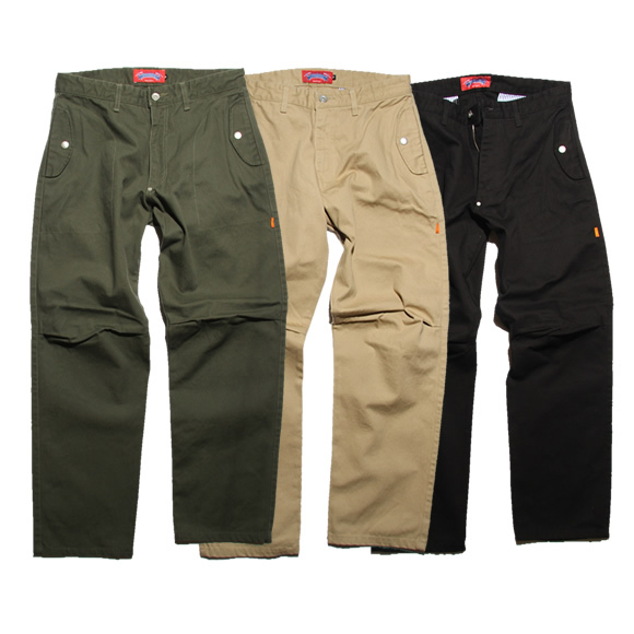 """INTERBREED×PROOF別注DUCKPANT"" ※当店限定販売"
