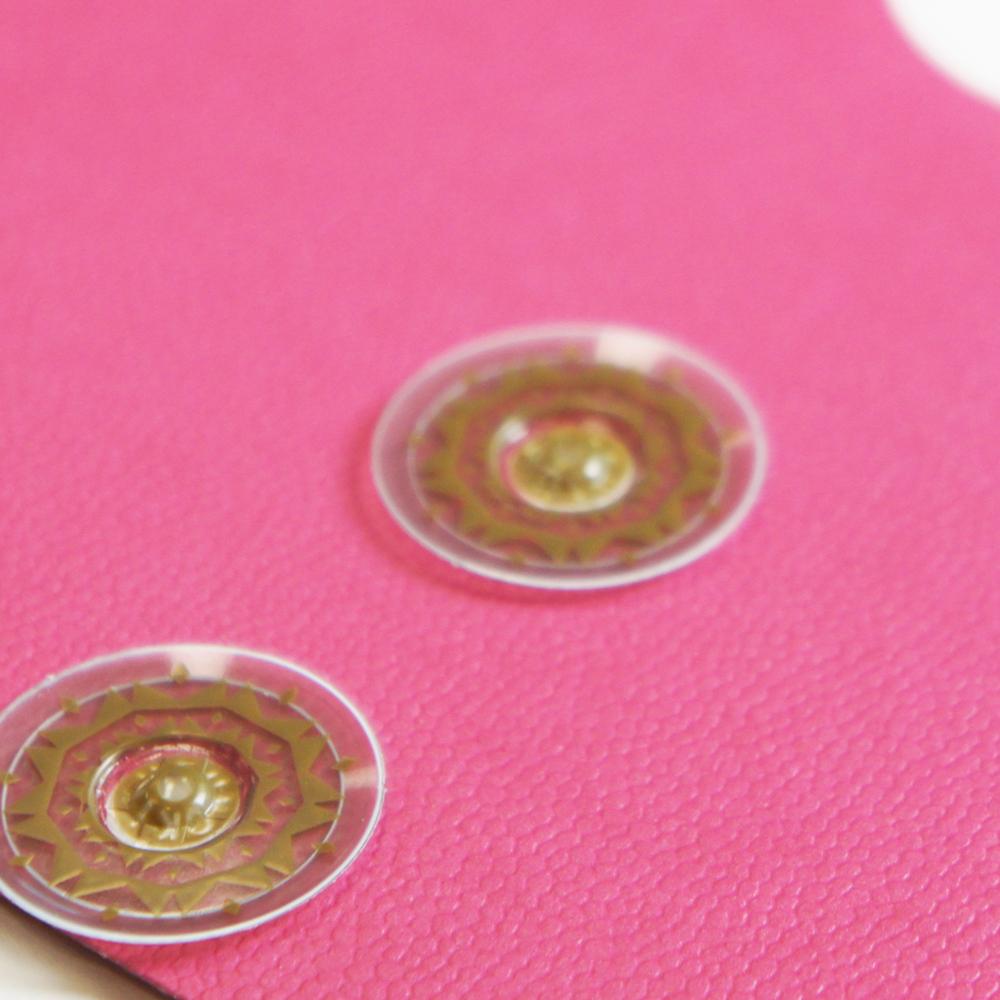 【ピンク×ピンク】マスクケース&マスクケース(大サイズ)MBND01C